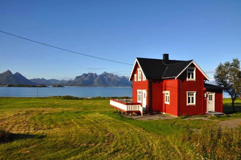 Hillestad Hennes Vesteralen Noord Noorwegen